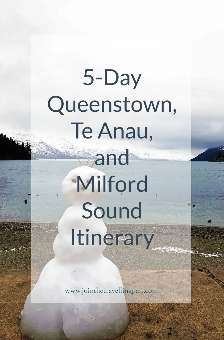 5-Day-Queenstown,-Te-Anau,-and-Milford-Sound-Itinerary