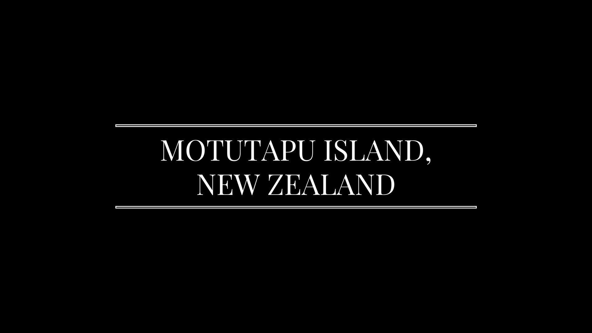 Motutapu Island: Paradise in Auckland