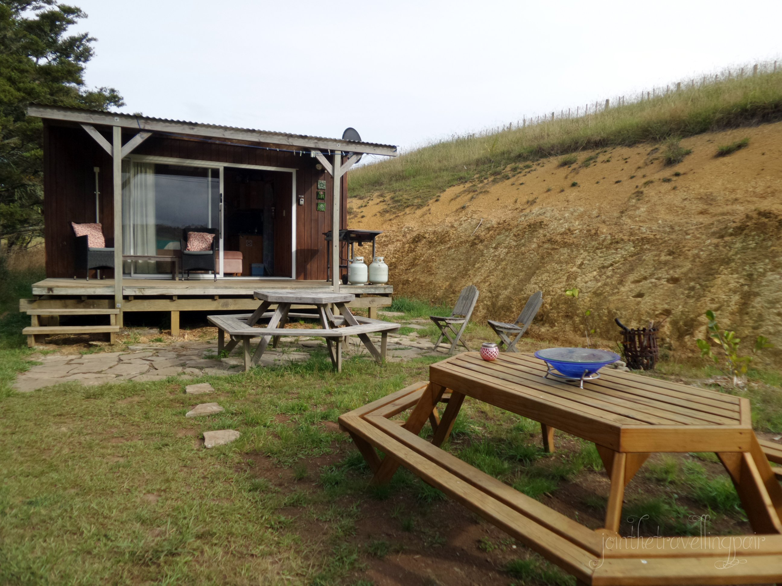 Sandy Bay Retreat, New Zealand