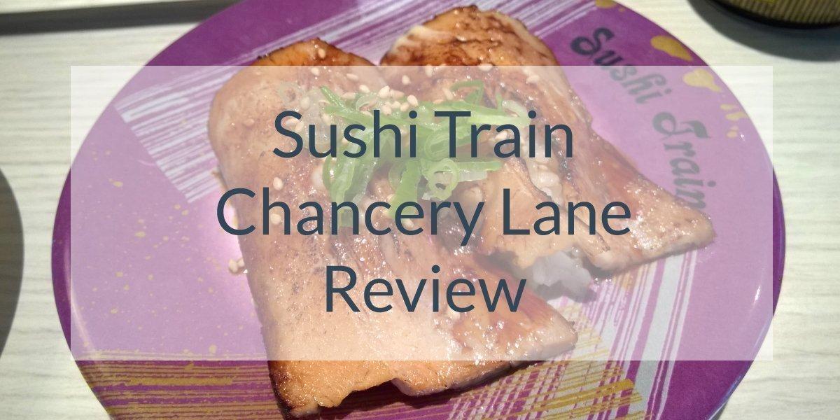 Sushi Train, Chancery Lane, Auckland