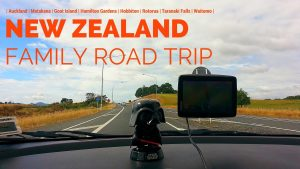 The North Island Road Trip