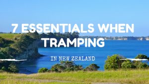 7 Tramping Essentials in New Zealand