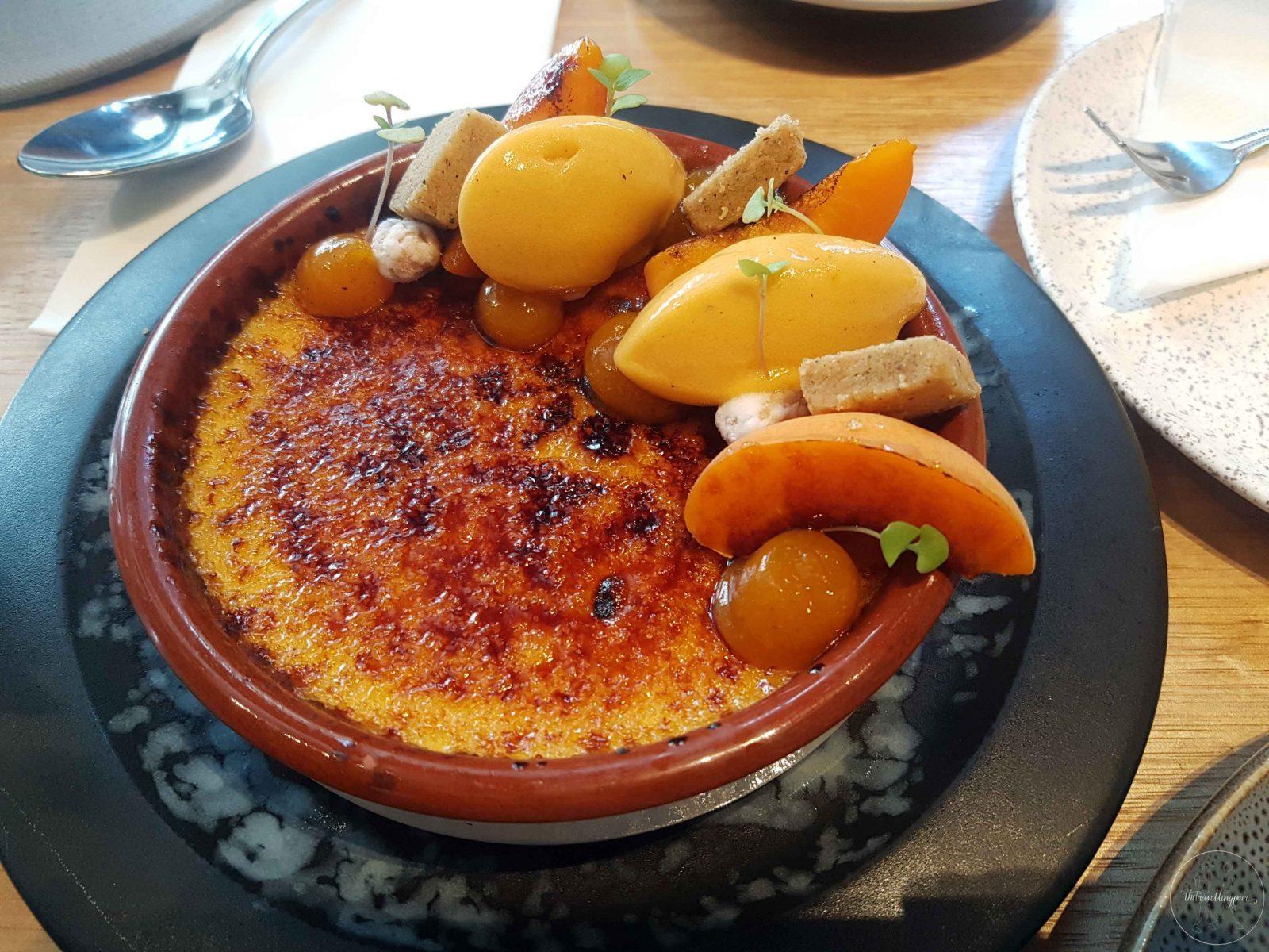 Miann A la Carte Dessert