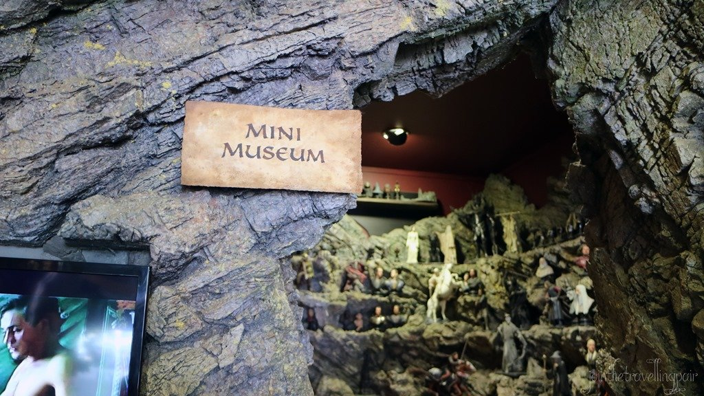 Weta Mini Museum