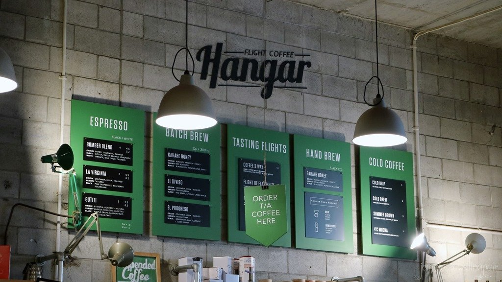 Flight Coffee Hangar