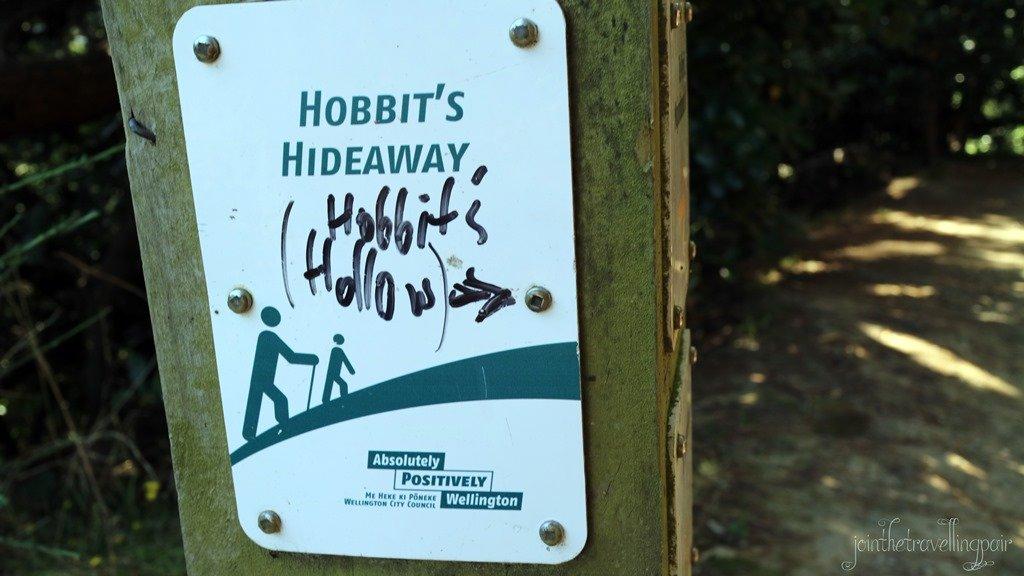 Hobbit's Hideaway Mount Victoria Wellington