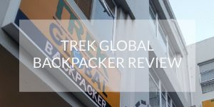 Trek Global Backpackers | Wellington Accommodation Review