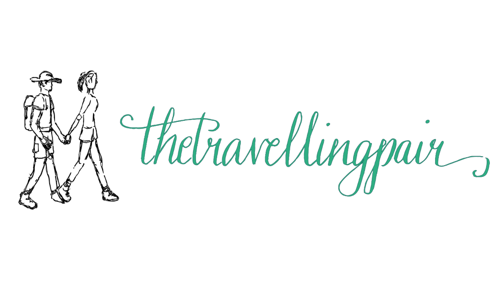 Join the Travelling Pair Logo