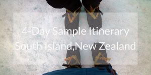 4-Day Fox and Franz Josef Glacier Itinerary