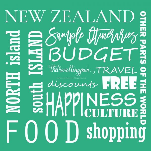 New Zealand Travel Logo