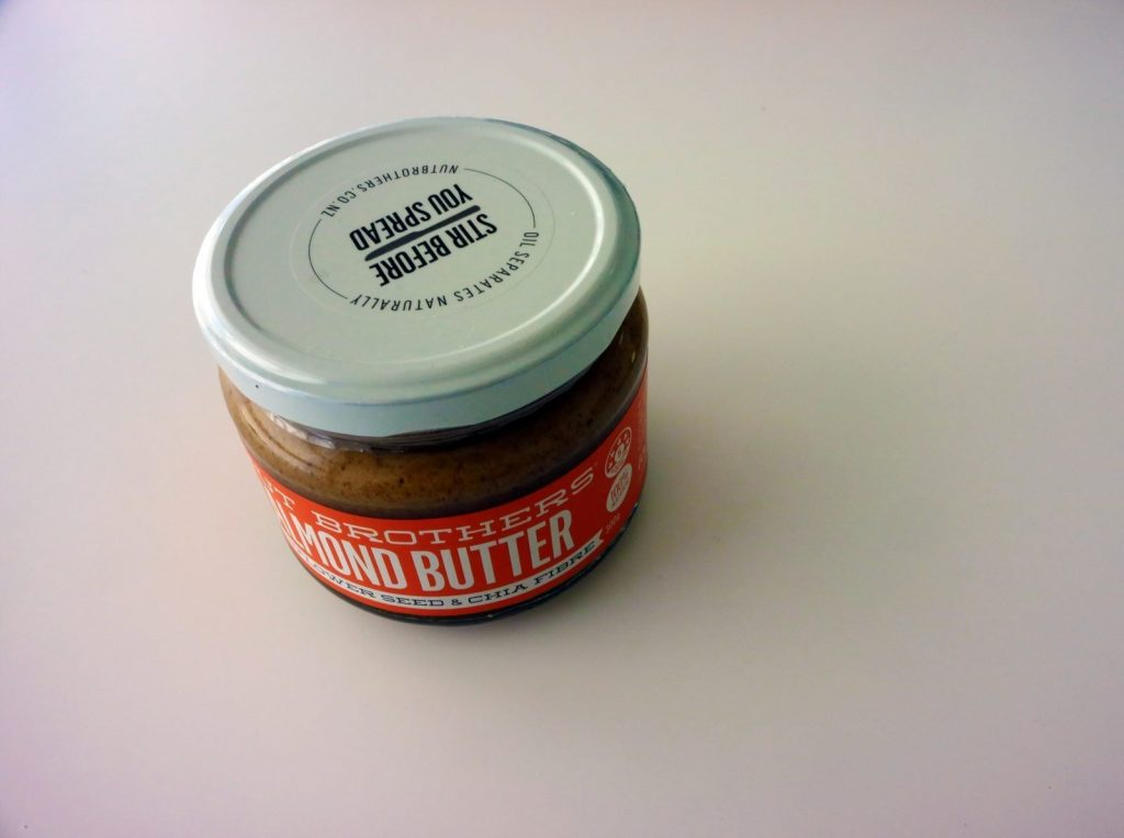Nut Brothers Almond Butter