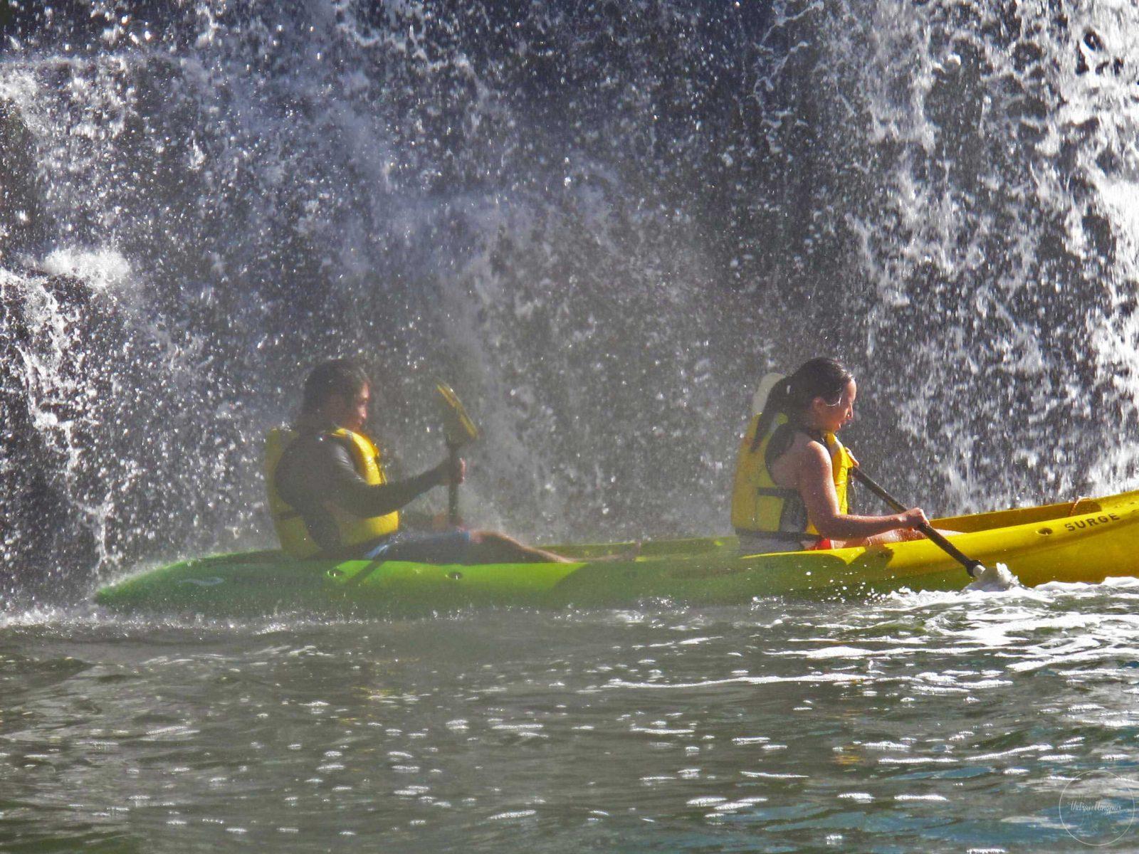 Kayaking-Paihia
