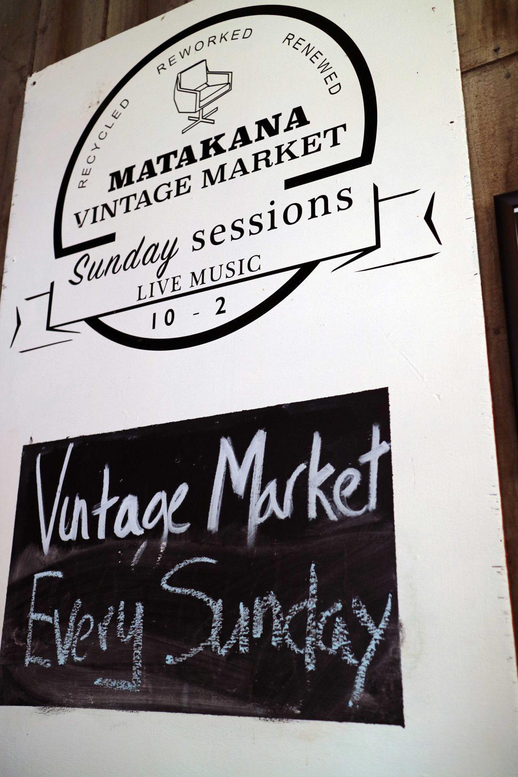 Matakana Weekend Market