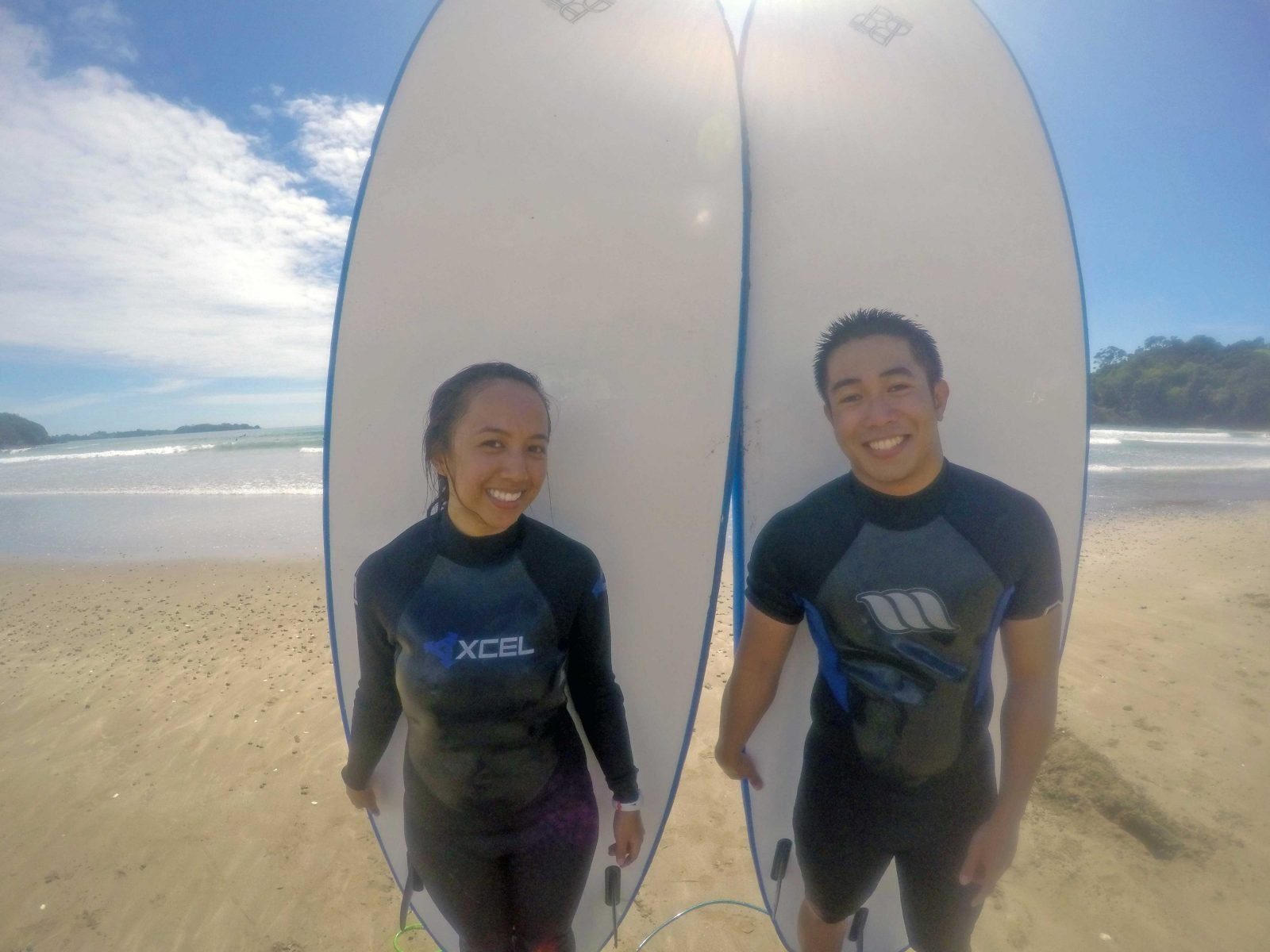 Sandy Bay Surf Lessons