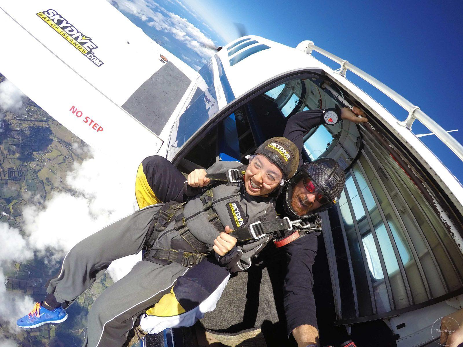 Bay of Islands Skydiving