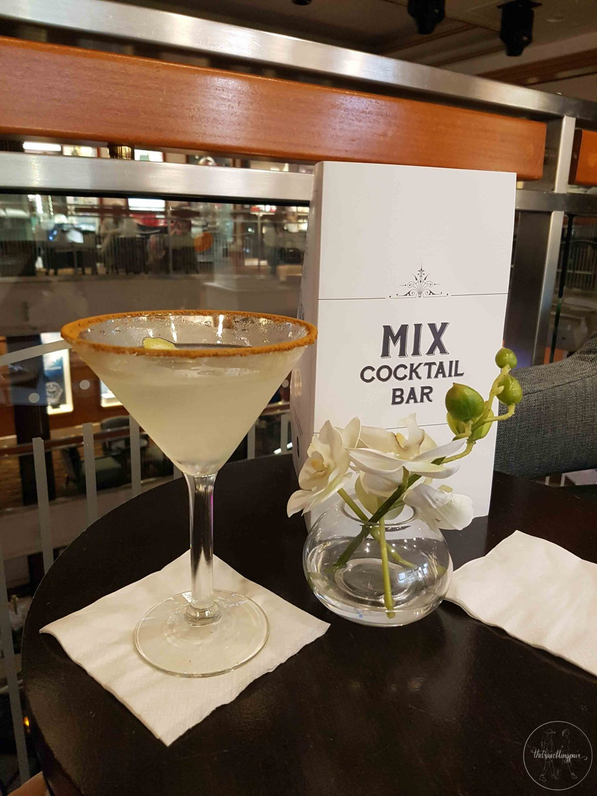 Mix Bar Pacific Jewel