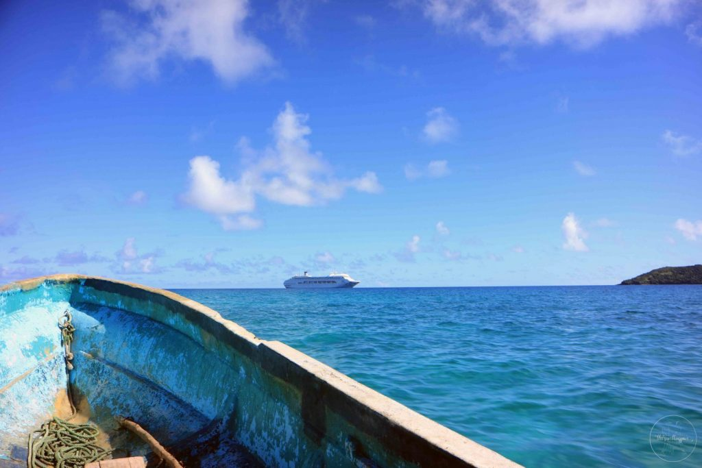 Dravuni island and po cruise