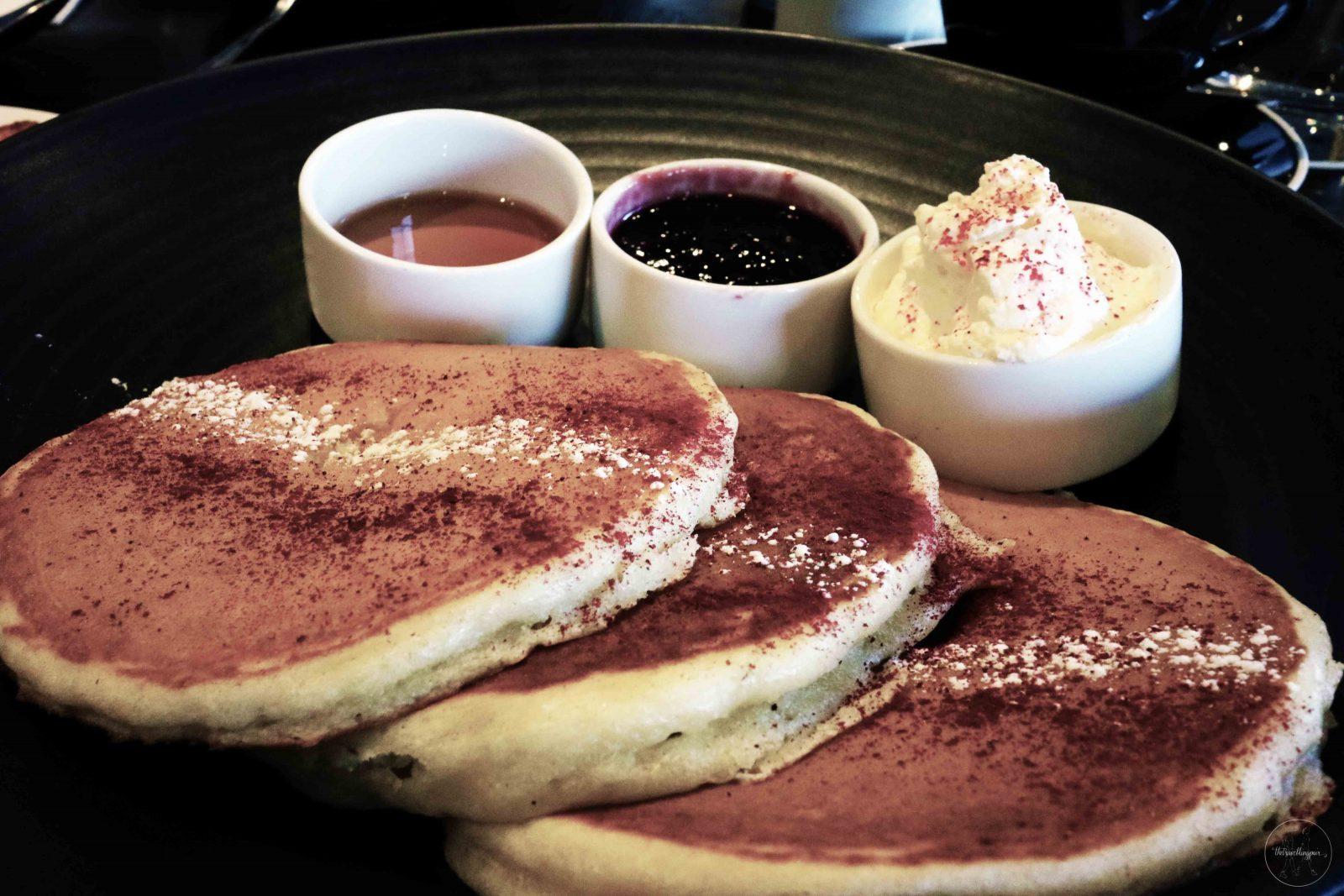 Lombardi Pancakes
