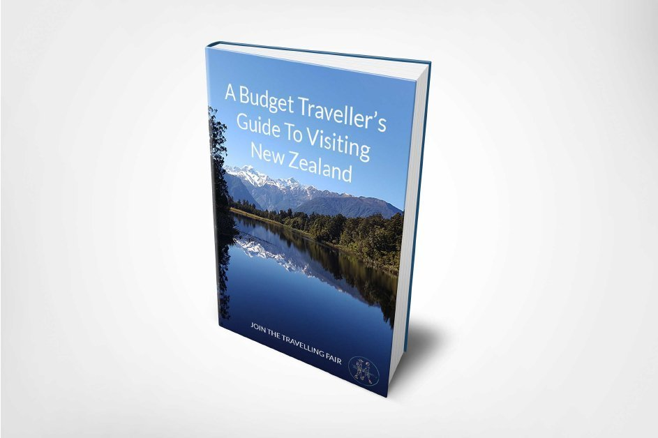 A Budget Traveller's Guide to New Zealand ebook cover