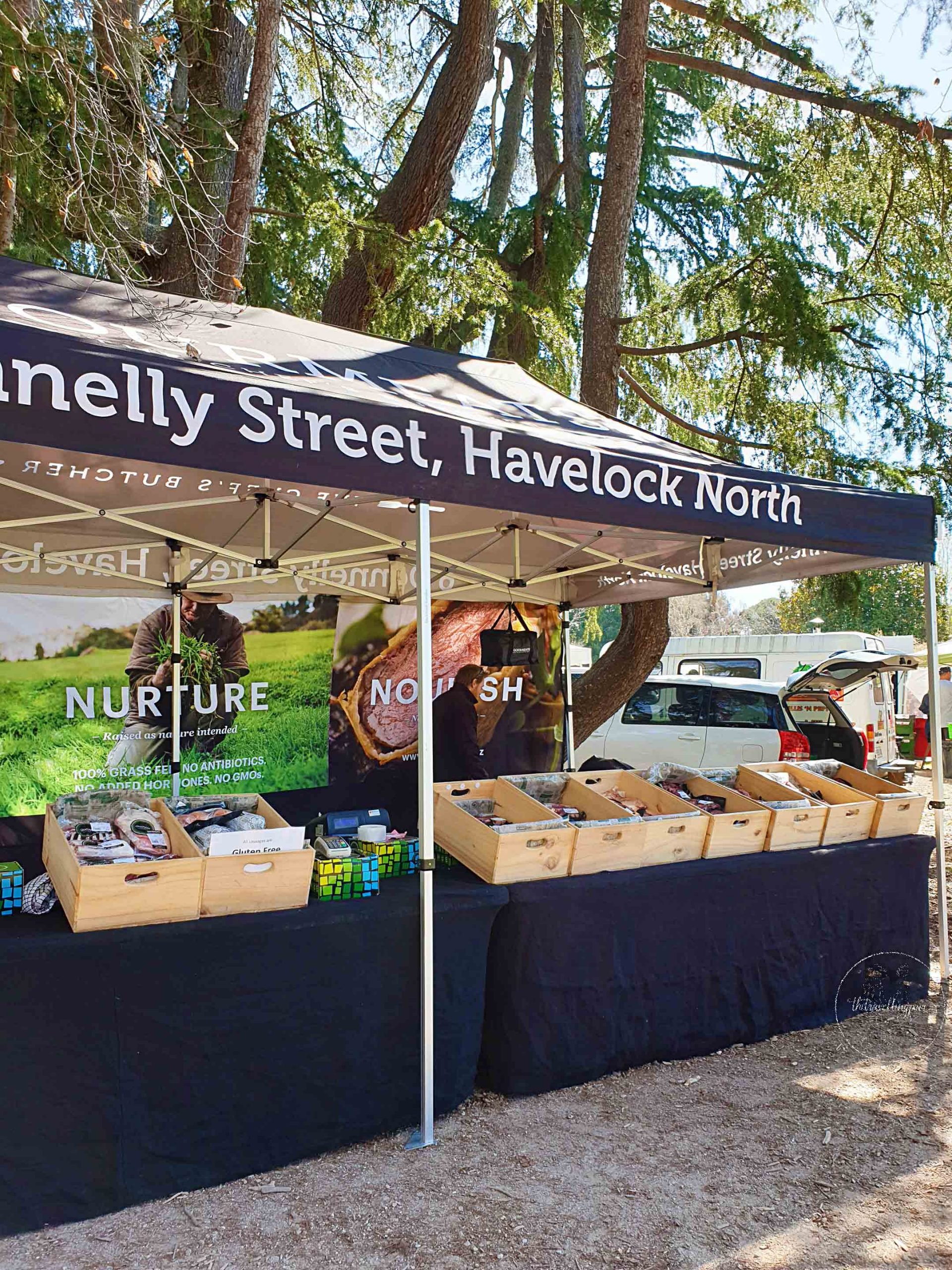 Hawke's Bay Weekend Market - Join the Travelling Pair
